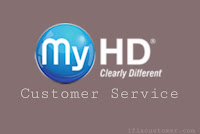 My-HD Customer Service Number