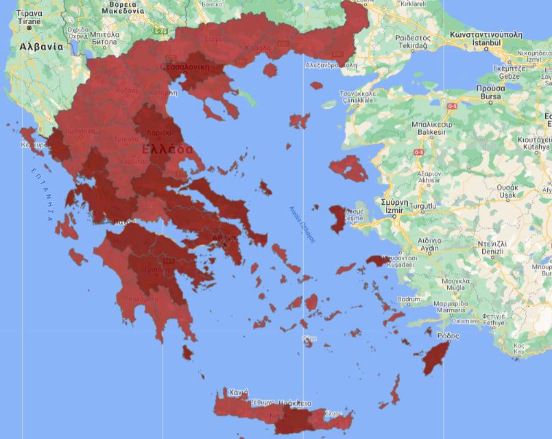 Θράκη: Αντιδράσεις για το άδικο lockdown χωρίς κρούσματα