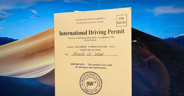 How to Get International Driving Permit In USA?