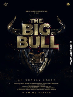 The Big Bull First Look Poster 1