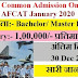 Indian Air Force AFCAT 01/2020 Recruitment 2019 – Apply Online for 249 Posts