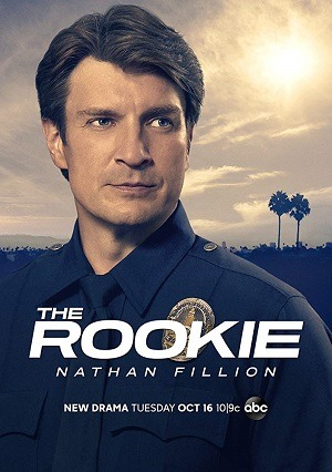 The Rookie - 1ª Temporada Séries Torrent Download capa