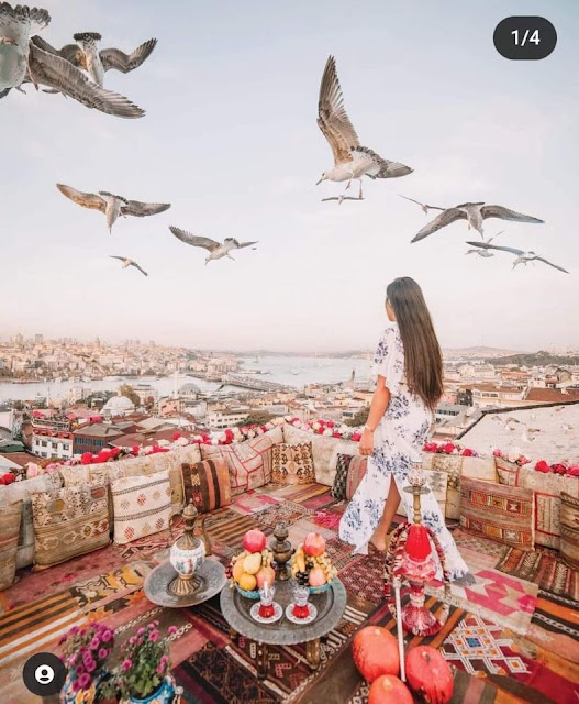 اجمل اماكن اسطنبول الجميلة
