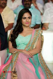 Actress Naina Ganguly Stills in Long Dress at Vangaveeti Audio Launch  0067.JPG
