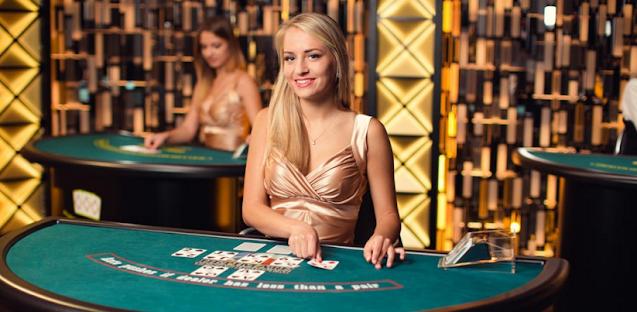 賭場撲克遊戲規則