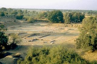 Farming site in harappan civilization