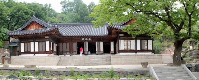 Templo Gilsangsa de Seúl