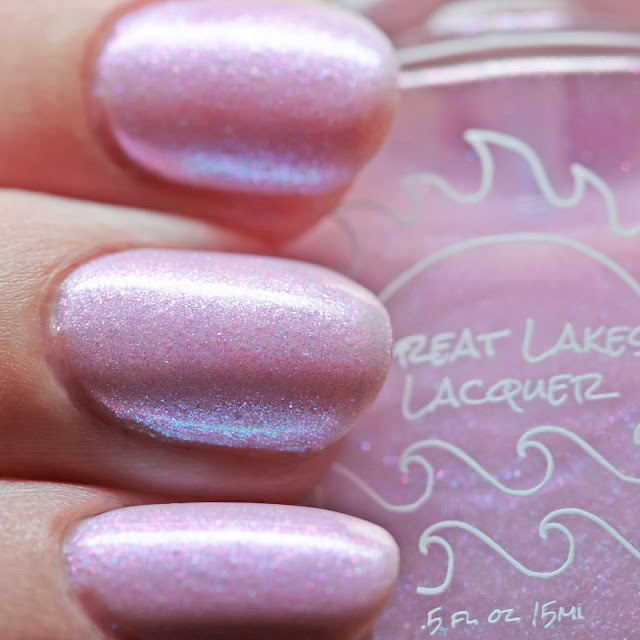 Great Lakes Lacquer The Greatest Gift and Honor