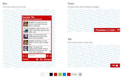 اضافة صندوق للدردشة لمدونات بلوجر دردشة حية بدون مشاكل اضافة سهله التركيب في بلوجر
