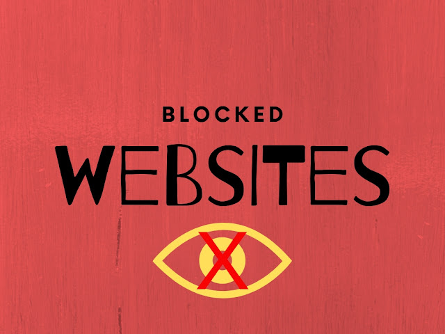 How to Hack Any Network to Access Blocked Websites