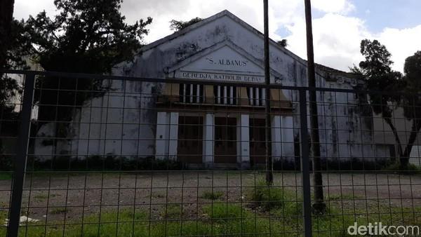Menelisik 'Gedong Setan' dan Jejak Kaum Teosofi di Kota Bandung