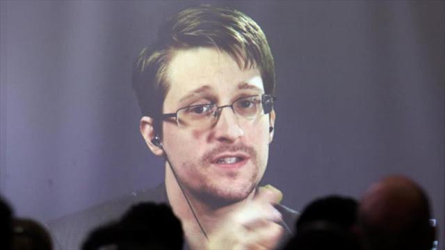 Snowden critica que la justicia no es igual para todos en EEUU