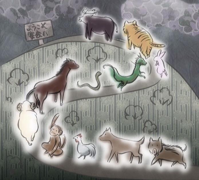 ตำนานนักษัตรแมว