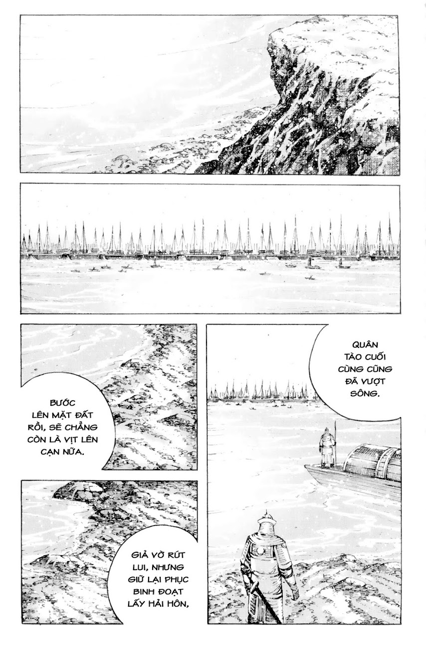 Hỏa phụng liêu nguyên Chương 408: Khổ nhục chi kế [Remake] trang 1