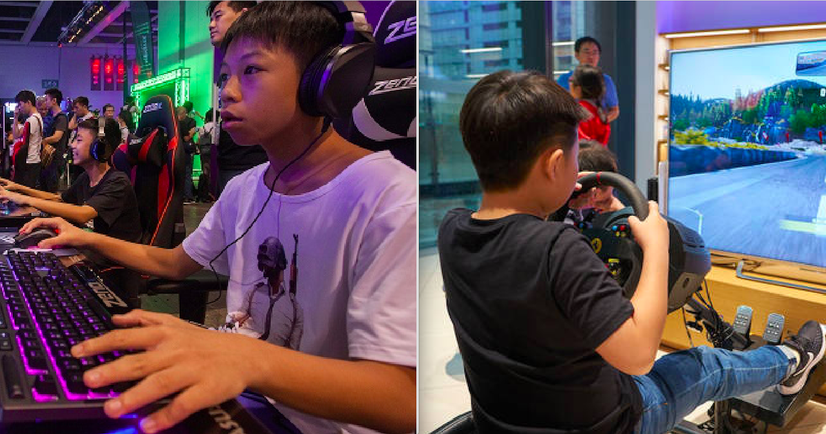 China Cuts Online Gaming For Children To One Hour