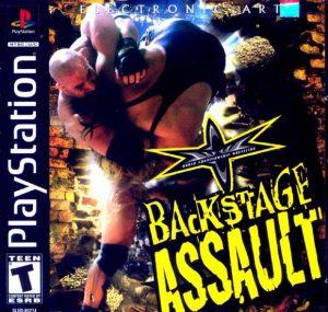 WCW Backstage Assault (2000) PS1 Download