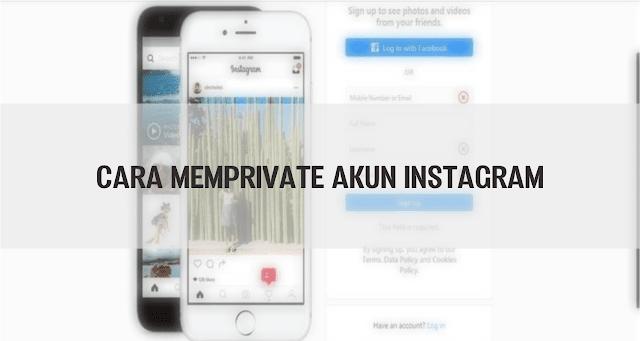 Cara Mengunci Profile Instagram di Akun Bisnis dan Personal