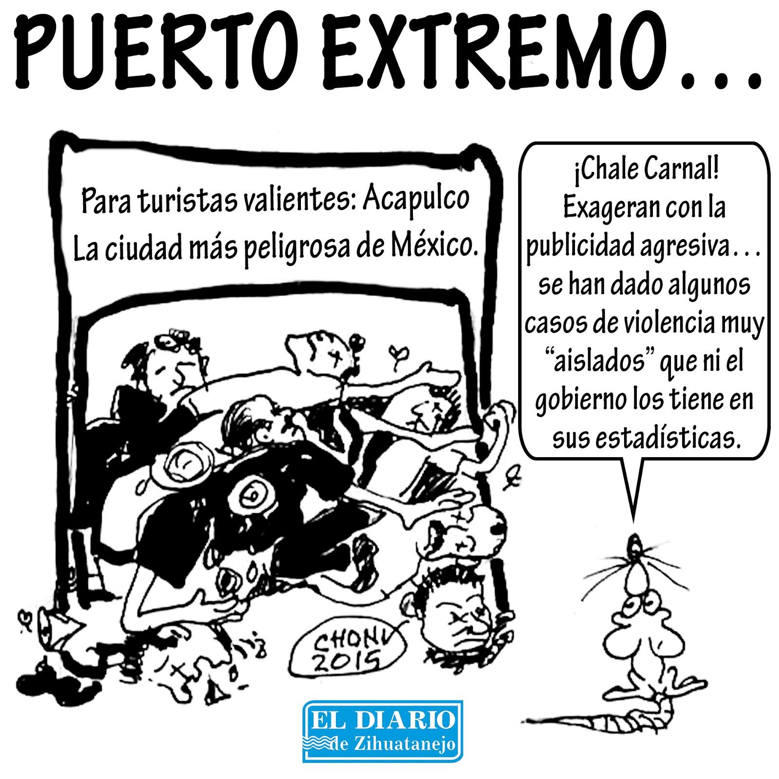 Diario de Zihuatanejo ::::: El primer diario de la Costa