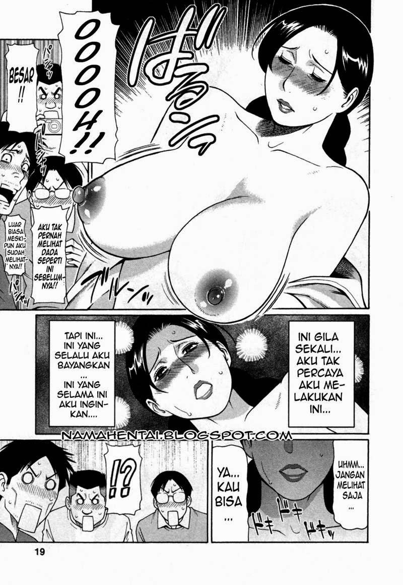 Baca komik hentai istri puntingku sangat sensitif