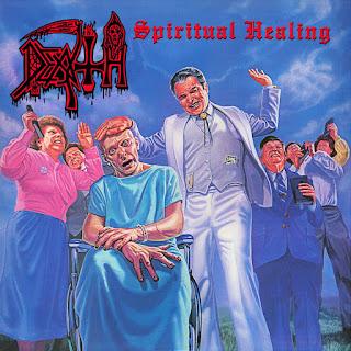 """Death - """"Spiritual Healing"""""""