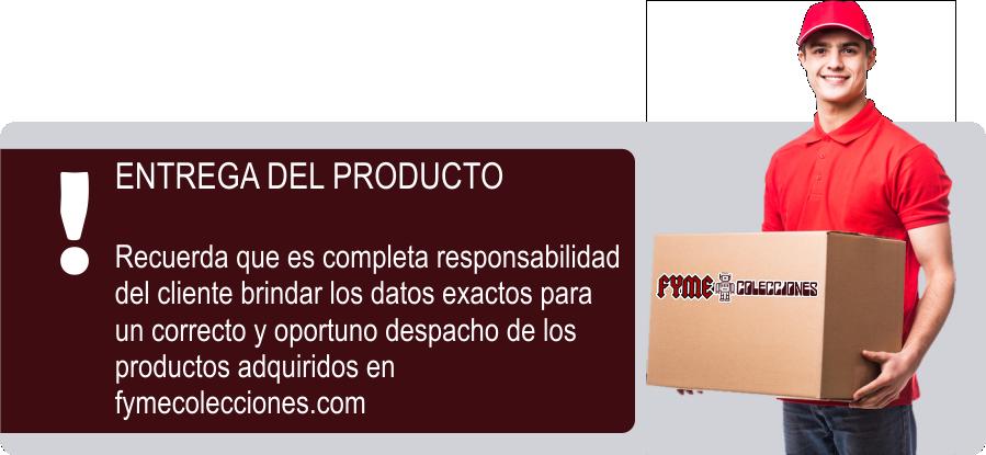 Entrega de Producto