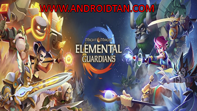 M&M Elemental Guardians Mod Apk + Data v1.37 God Mode/1 Hit Kill Terbaru