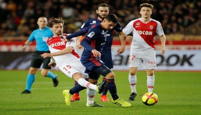 ليون يفوز على موناكو بثلاثة أهداف دون رد اليوم الجمعة 09/08/2019 الدوري الفرنسي