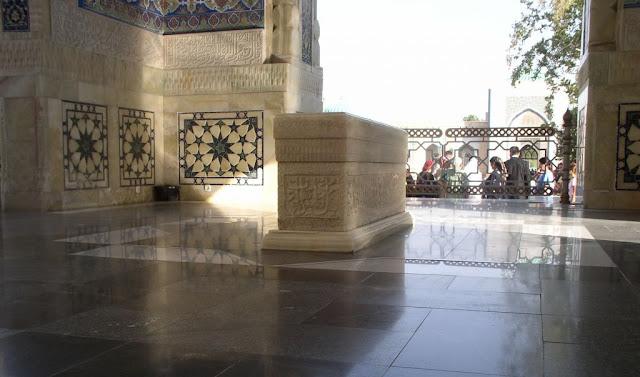 Tour Muslim Uzbekhistan Ziarah Imam Bukhari