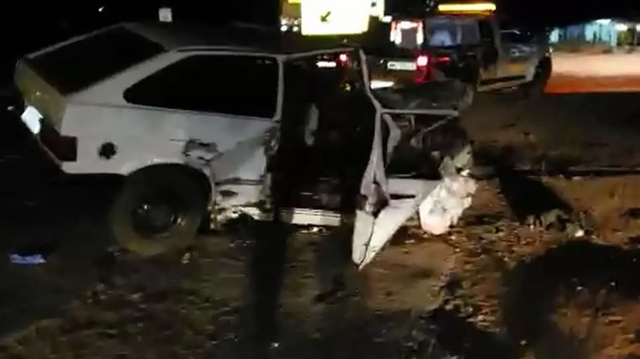 Mulher morre após colisão entre carros na SP-342 em São João da Boa Vista