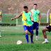 Sinop joga na quinta amistoso contra o Grêmio Sorriso, no Gigante do Norte. Equipe se prepara para pegar o Santos (AP), dia 30 no Gigante do Norte
