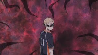 ハイキュー!! アニメ 3期1話 月島蛍 | Karasuno vs Shiratorizawa | HAIKYU!! Season3