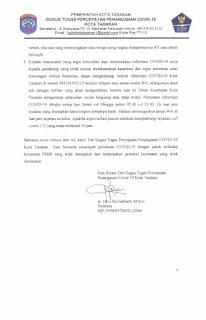 Press Release COVID-19 Tarakan 26 Juni 2020 - Tarakan Info