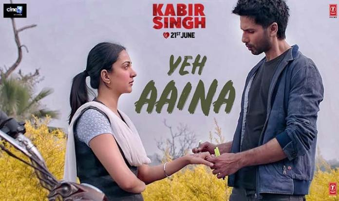 Yeh Aaina Lyrics in Hindi