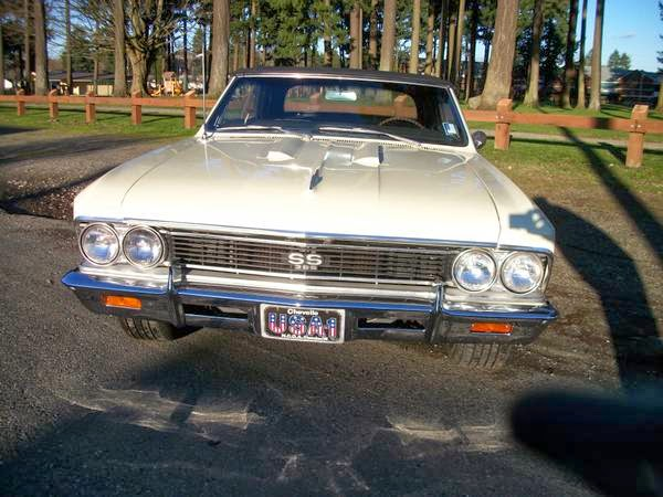 1966 Chevrolet Chevelle SS396 Convertible for Sale - Buy ...