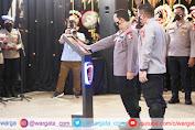 Kapolri Jenderal Listyo Sigit Prabowo Launching Aplikasi Propam Presisi