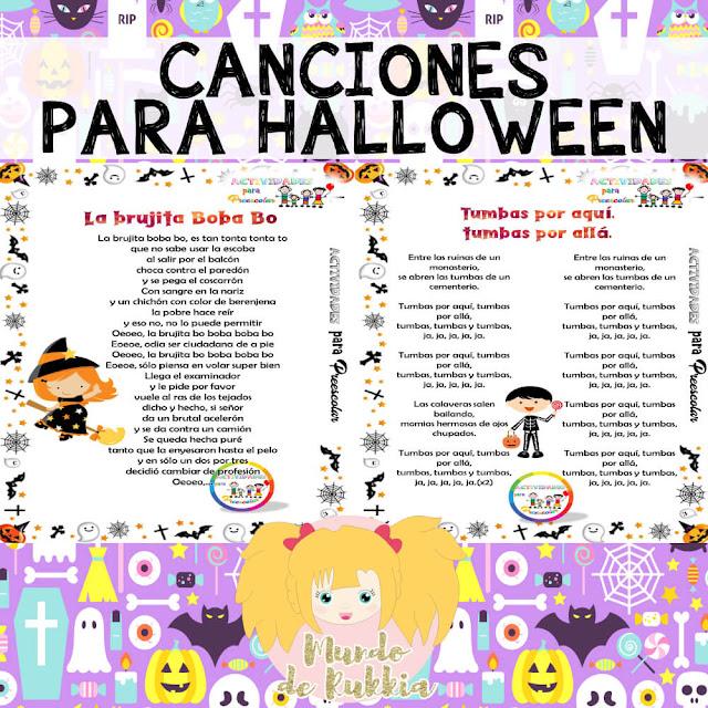 canciones-infantiles-celebrar-halloween-niños