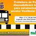 Prefeitura de Ponto Novo disponibilizará transporte para estudantes que irão prestar Vestibular da UNEB