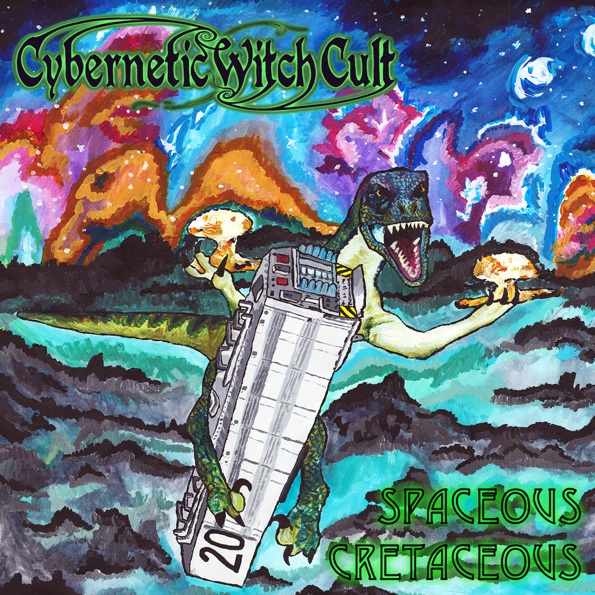 psychedelic stoner doom