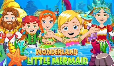 Wonderland Little Mermaid Apk (paid) for Android