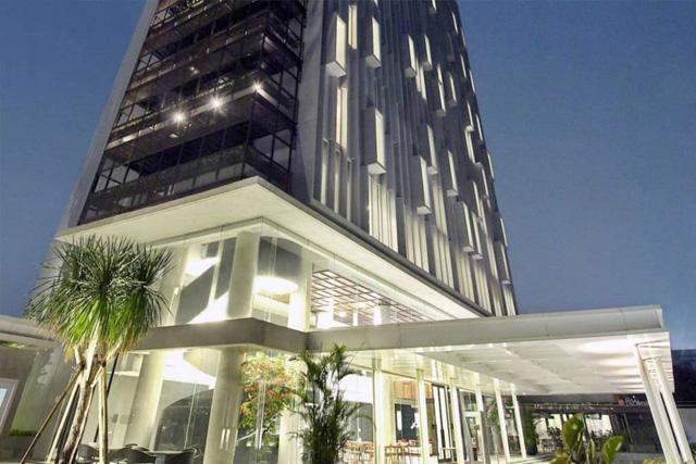 ra residence hotel simatupang