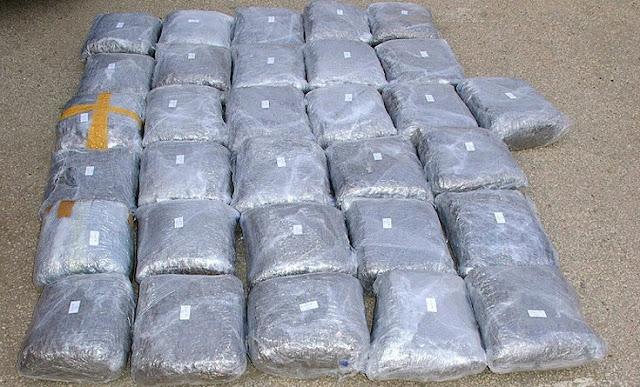 Μεγάλες ποσότητες ναρκωτικών σε Ορεστιάδα και Κομοτηνή