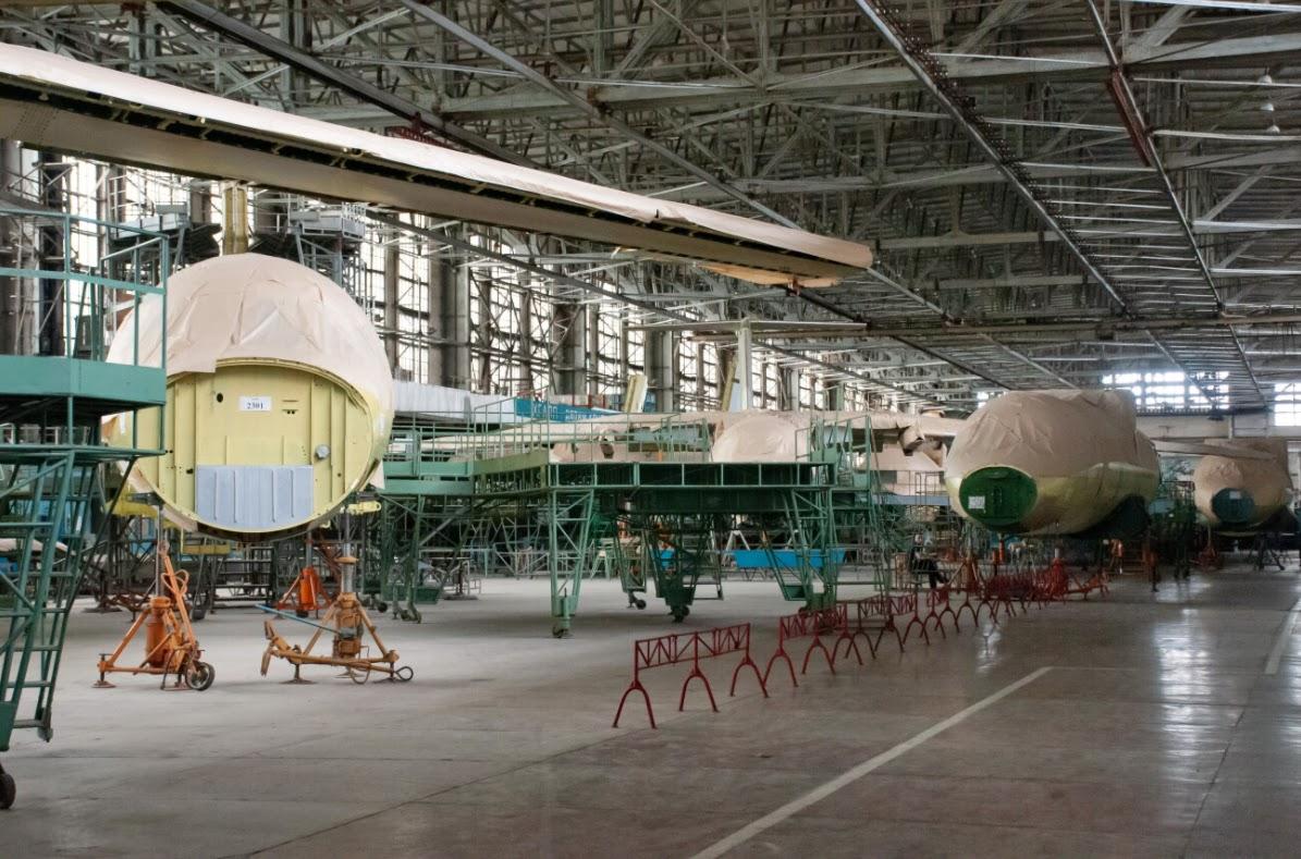 Чи врятує держоборонзамовлення Харківський авіазавод
