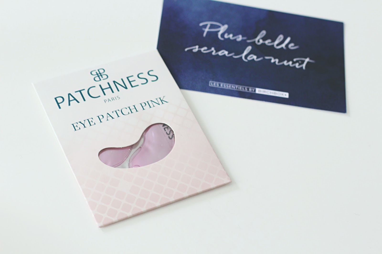 Patchness Eye Patch anti-cernes et anti-poches