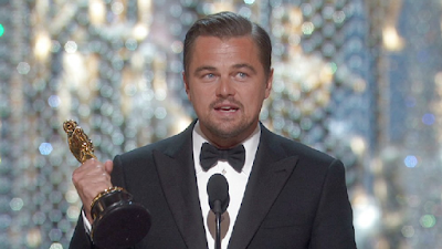 Leonardo DiCaprio Won Best Actor at the Oscars. (Finally)