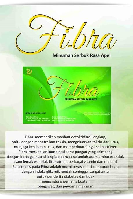 manfaat Fibra