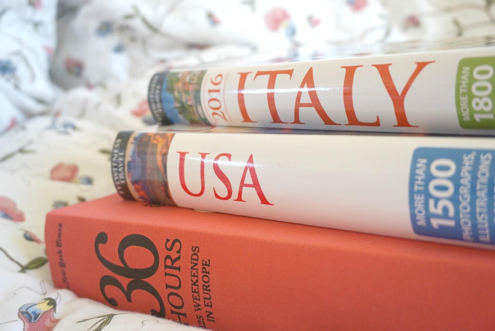 travel blogger travel plans