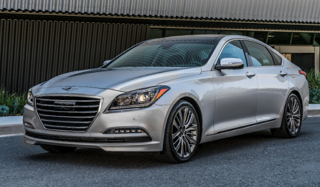 2019 Genesis G80 3 8 Awd Review Car And Driver Review