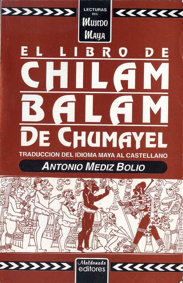 Educación en el aula   El Chilam Balam de Chumayel d2dca930742