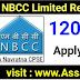 NBCC (India) Limited Recruitment 2021 :; 120 Site Inspector (Civil & Electrical) Vacancy