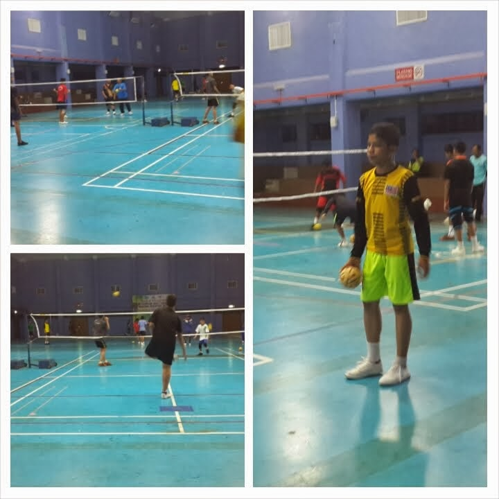 unit meet 2014 sepak takraw ball